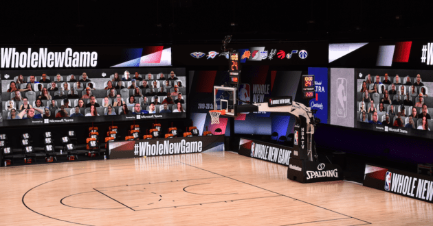 What Fans Can Expect From NBA & NFL After COVID-19