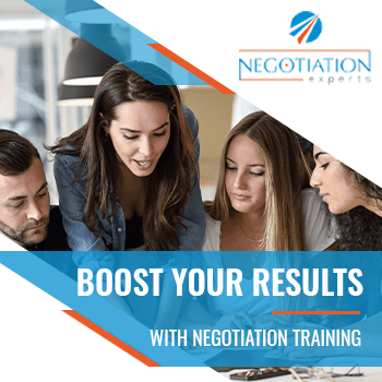 best negotiation courses