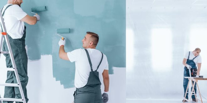 Things to consider while hiring professional paint services
