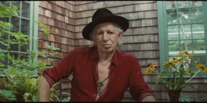 Keith Richards releases video for his 1992 classic 'Hate It When You Leave' in celebration of RSD