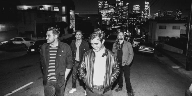 "Los Angeles-Based Band Swerve Share New Single ""Escape;"" Debut Album Out Early 2021"