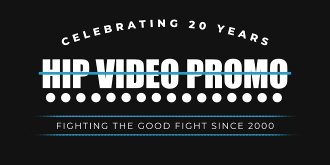 HIP Video Promo celebrates our 20th birthday