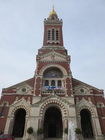 The Basilica in Albert
