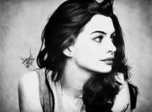 Anne Hathaway - 7/8 horas de trabalho
