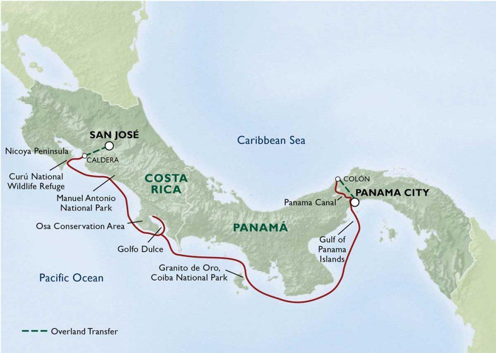Gay Cruise Panama Costa Rica