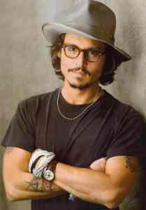 Johnny Depp ~ All my characters are gay