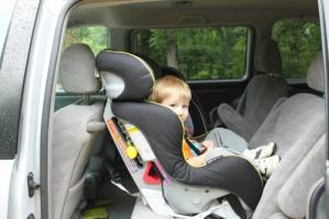 Child Passenger Safety Week – Is Your Child Safe In The Car?