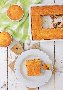 Upside Down Chili Pie – Recipe from the 1950s