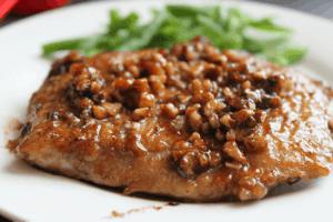 Honey Pecan Pork Cutlets Recipe