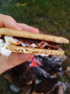 What your marshmallow roasting style says about your personality #smores
