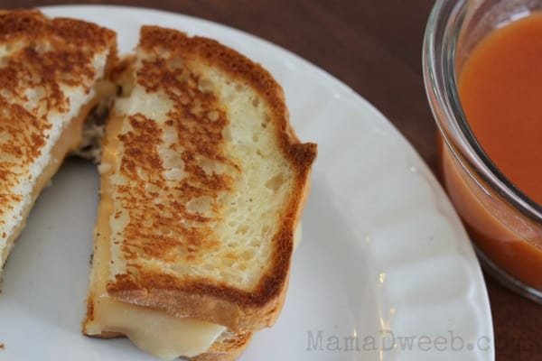 Gluten Free Grilled Cheese