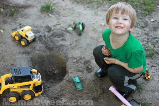digging in dirt 3
