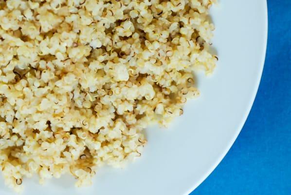 Toasted Quinoa instructions