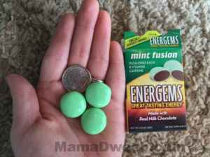 Energems, Energy Candies – #Free Sample!