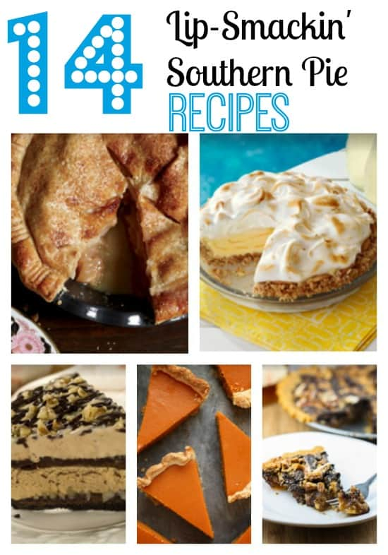 14 Lip-Smackin Southern Pie Recipes