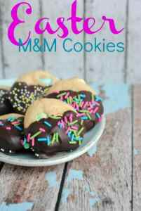 Easy Easter Cookies Recipe