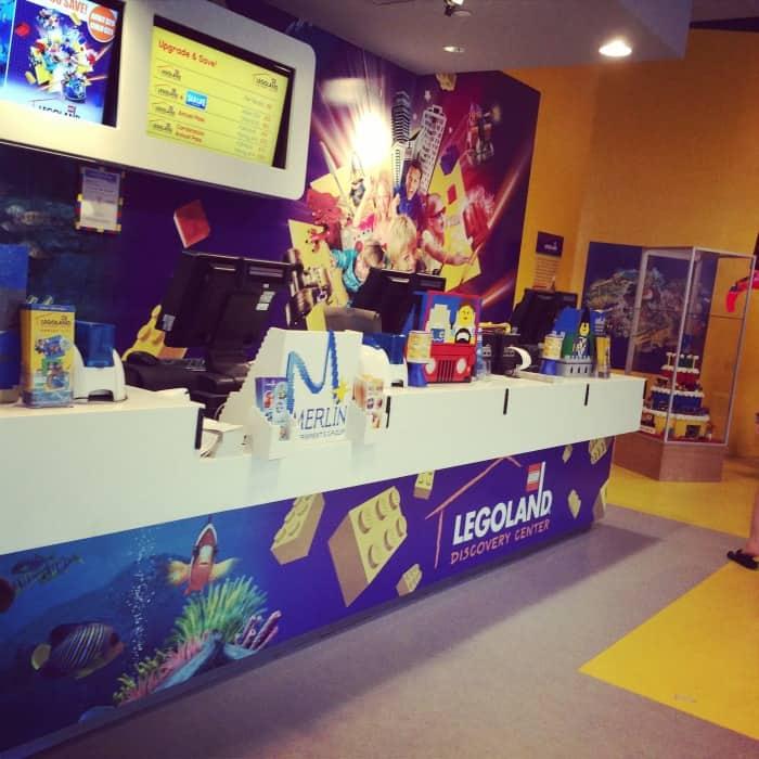 Legoland Discovery Center KC