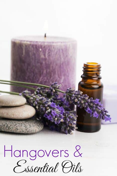 Hangovers and Essential Oils