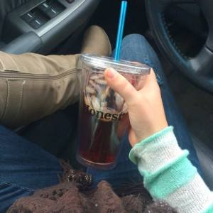 Where I drink my Honest Tea (& a giveaway for you!)