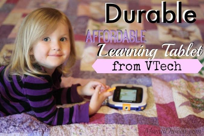 VTech Innotab 3 the best learning tablet for kids