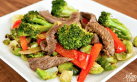Paleo Beef & Broccoli Stir Fry