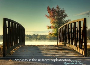 Back to Basics: Simplify Your Life to Be Happier & Healthier, Too