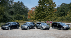 Family Car Debate – Minivan vs SUV – Which is Best?
