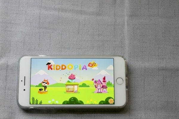 Kiddopia App For Kids