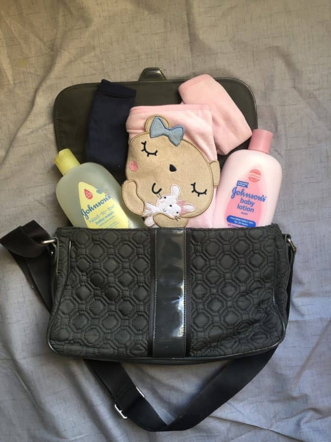 How to Pack for Baby's First Road Trip