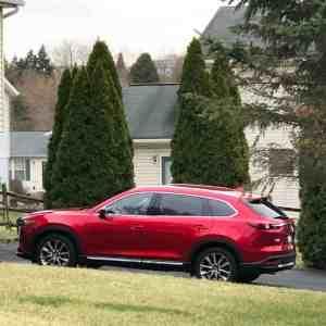 2018 Mazda CX-9 Grand Touring Review: Powerful & Fun!