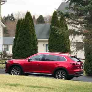 2018 Mazda CX-9 Grand Touring Review: Powerful & Fun!