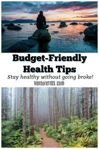 Budget-Friendly Healthy Habits