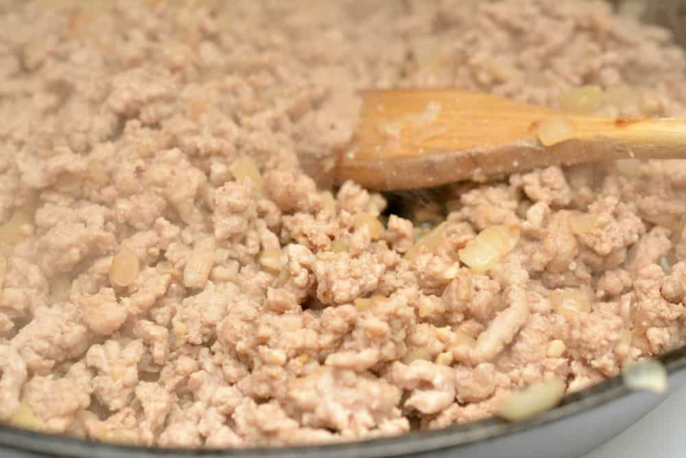 Keto Pork Egg Roll Bowl - Low Carb Yumminess! - Venture1105