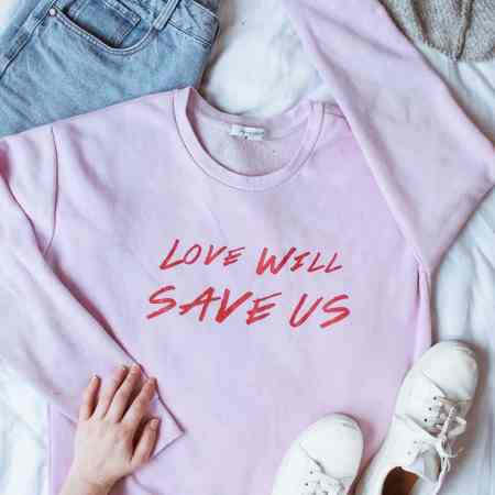 Love Will Save Us Outfit