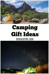 Camping Gift Ideas for Hikers & Campers