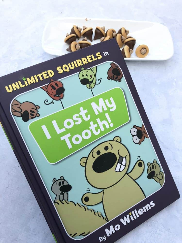 Mo Willems Book Unlimited Squirrels