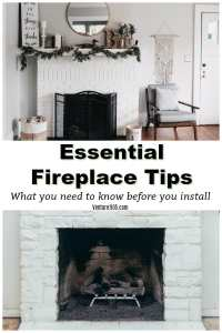 Essential Fireplace Tips – 4 Things You Need To Know First