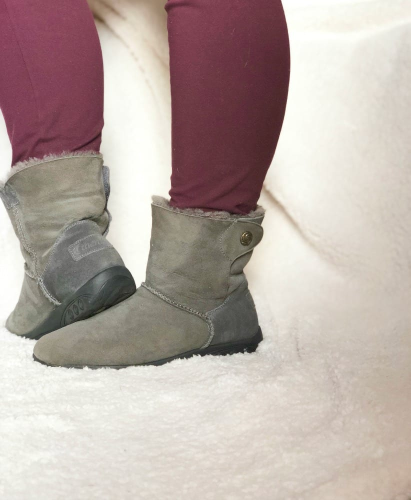 Therafit Aubrey Sheepskin Boots Review
