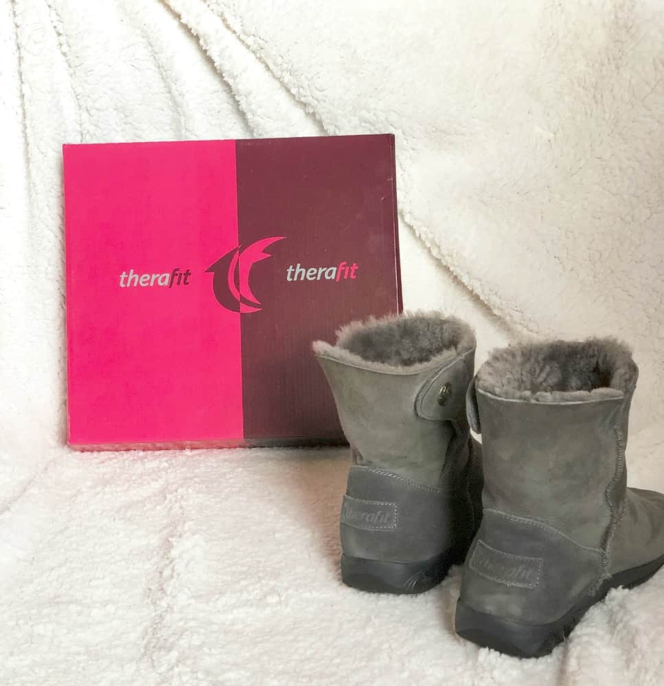 Therafit Sheepskin Boots Review