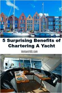 5 Surprising Benefits of Chartering A Yacht