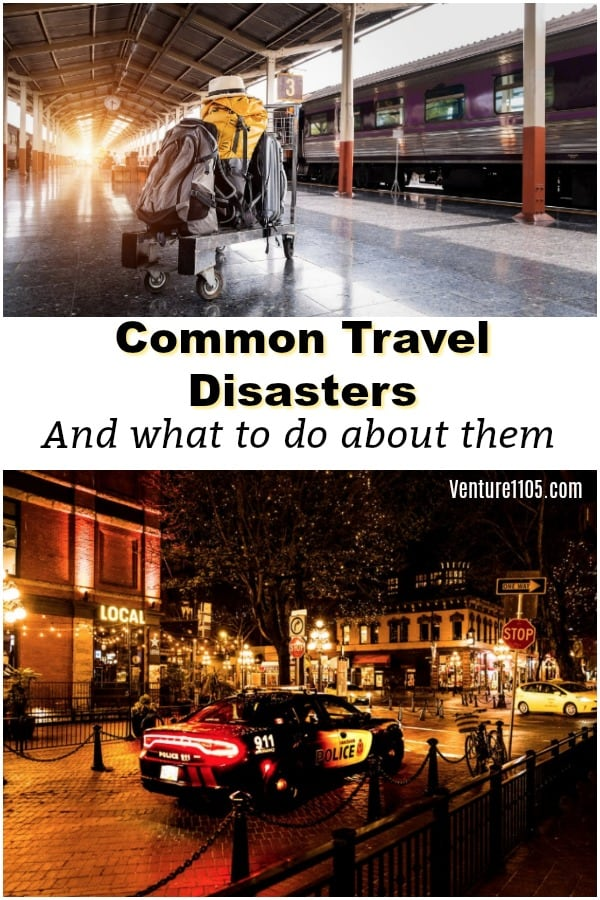 Common Travel Disasters and What to Do About Them