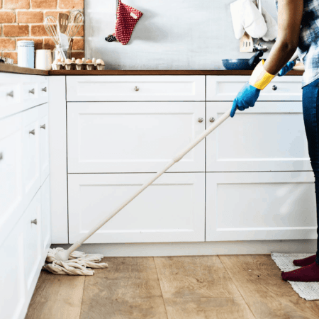 Keeping A House Tidy - 5 Benefits