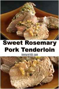 Sweet Rosemary Roasted Pork Loin Recipe – Dinner in Minutes!