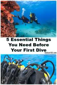 5 Essential Things You Need Before Your First Dive – Beginning Scuba Diving