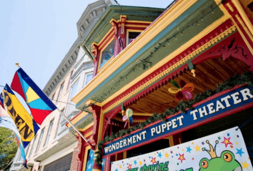 The Wonderment Puppet Theater in Martinsburg WV