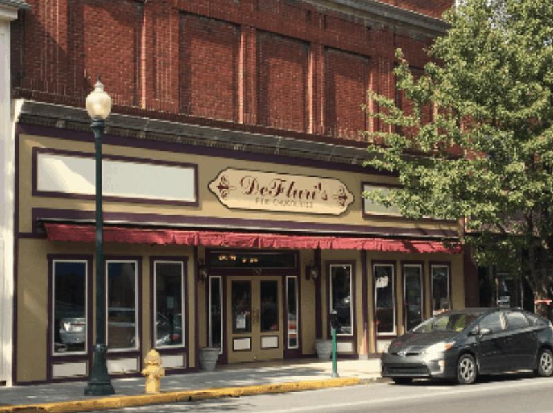 Martinsburg West Virginia Chocolate Shop
