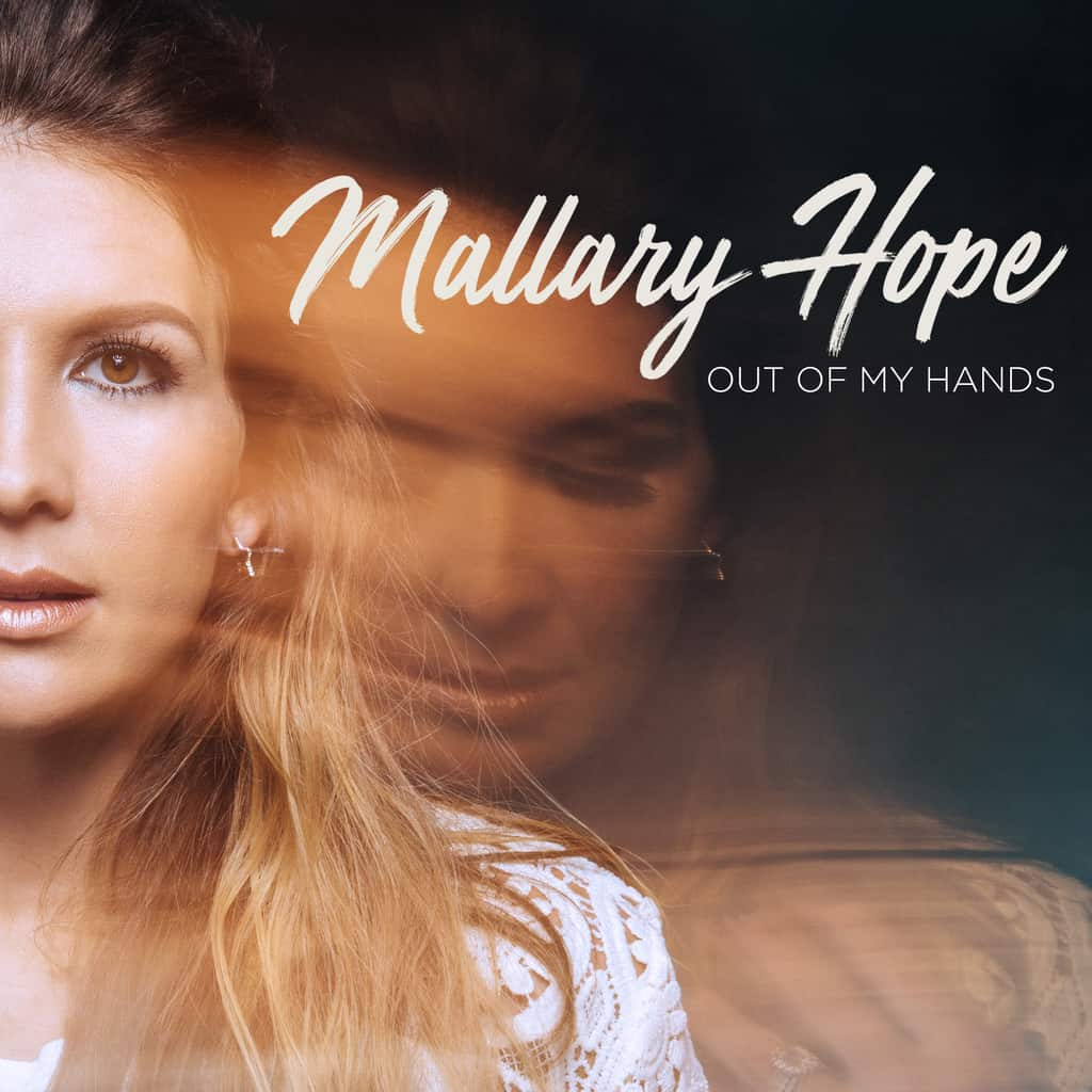 Mallary Hope Out of My Hands Album Cover