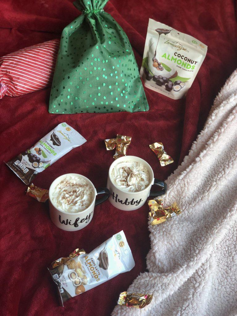 Coffee and Lamontagne Chocolates