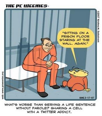 Twitter maniac