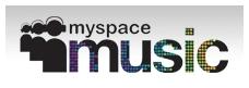 myspace music logo